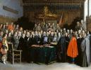 diplomaté v Munsteru sjednávají vestfálský mír