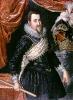 Kristian_IV_velitel koaličních vojsk 1611-1616
