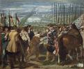 město Breda_kapituluje před Spinolou _španělé(Museo_del_Prado,_1634-35)
