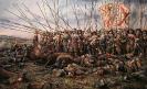 španělští pěšáci  očekávají poslední útok u Rocroi 1643